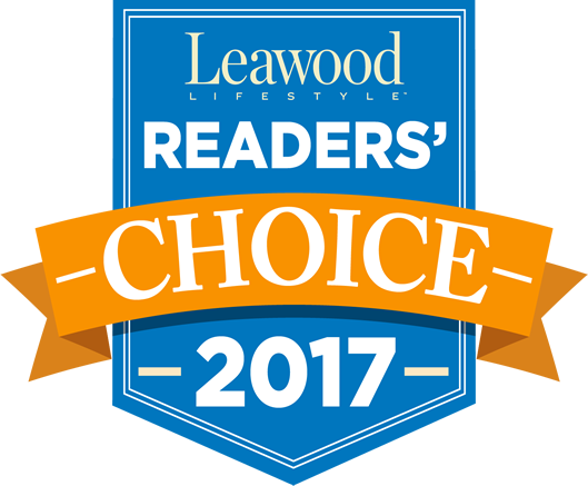 Leawood Lifestyle Reader's Choice Award 2017